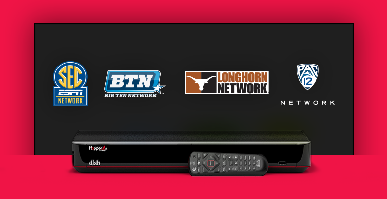 DISH College Sports TV Packages - Pineville, Louisiana - Universal Satellite Sales And Service - DISH Authorized Retailer