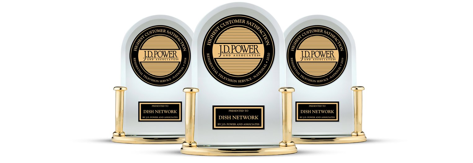 DISH Customer Satisfaction - Ranked #1 by JD Power - Universal Satellite in Pineville, Louisiana - DISH Authorized Retailer