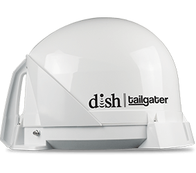 The Tailgater - Outdoor TV - Pineville, Louisiana - Universal Satellite Sales And Service - DISH Authorized Retailer